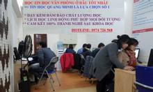 Khóa học autocad chất lượng Hà Nội