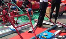 Máy đầm thước bê tông - Cty Hồng Đăng