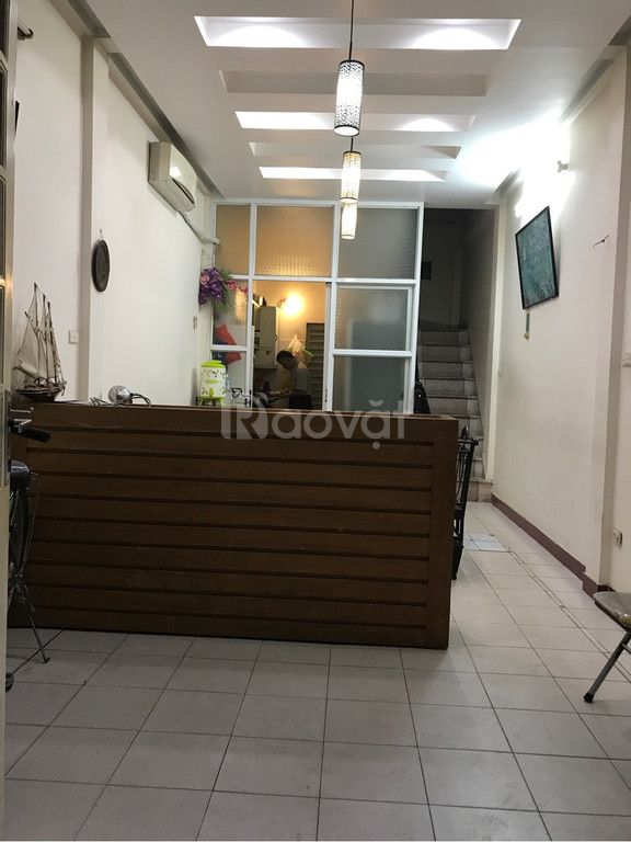 Cho thuê nhà số 7 ngõ 130, phố Đốc Ngữ, mặt bằng: 30m, 4 tầng (ảnh 3)