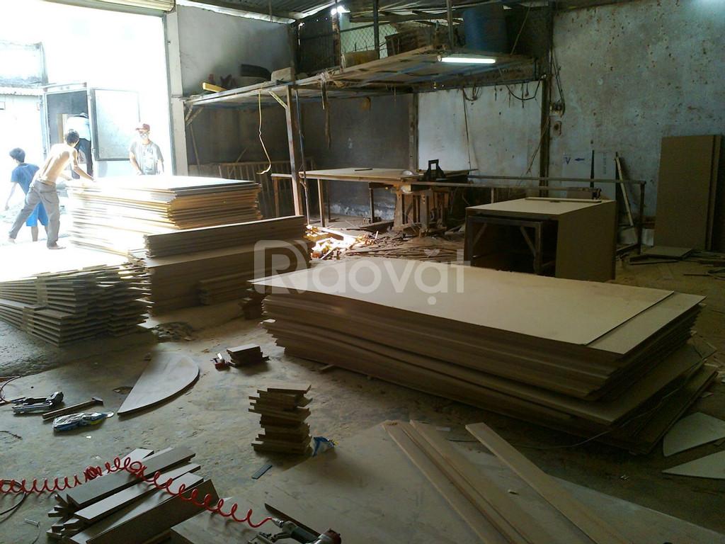 Thợ sơn sửa đồ gỗ tại nhà, quận 8, HCM