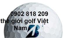 Cung cấp dịch vụ in logo lên bóng golf (banh golf) làm quà tặng