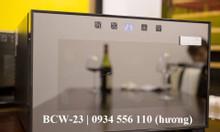 Tủ đựng rượu vang Homesun - sự lựa chọn tuyệt vời cho nhà sành rượu