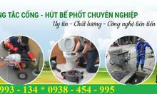 Hút bể phốt bùn nước thải tại Thái Bình 0978993 134