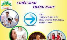 Tuyển sinh Y Sĩ, Y học cổ truyền tại Đà Nẵng