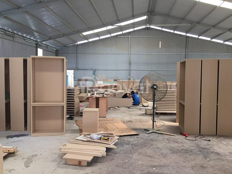 Thợ sơn sửa đồ gỗ tại nhà, quận Tân Bình, HCM (ảnh 4)