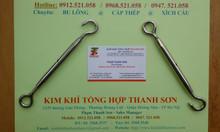 Bán tăng đơ ống Inox 304 D6, tăng đơ Inox M6