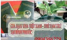 Gia hạn visa cho người nước ngoài ở tại Bình Phước