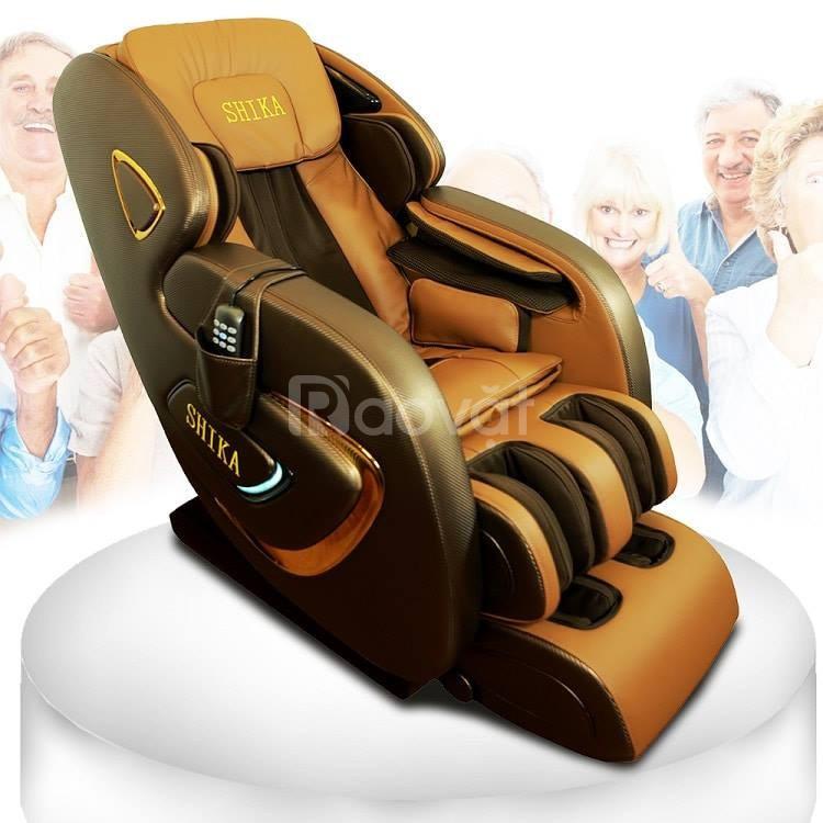 Chọn ghế mát xa làm quà tặng tết