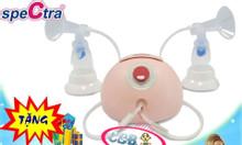 Máy hút sữa điện đôi Spectra DEW-350 hút cả hai ngực cùng một lúc