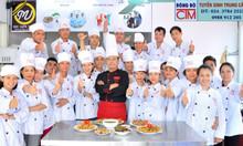 Học đầu bếp tại Trường dạy nấu ăn chuyên nghiệp ở Hà Nội