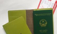 Passport cover - bao da hộ chiếu