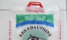 Sản xuất cung cấp bao đựng gạo từ 5-50kg, bao phân bón