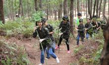 Picnic rừng xanh và kỹ năng sinh tồn dành cho bé yêu