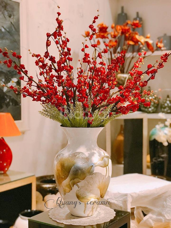 Quà tặng Tết 2018 - gốm Quang - Quang's Ceramic