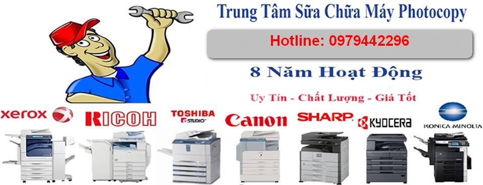 Cho thuê máy photocopy tại Long An (ảnh 1)
