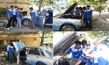 Học nghề sửa chữa ô tô - Nhận ngay khóa học lái xe B2 miễn phí