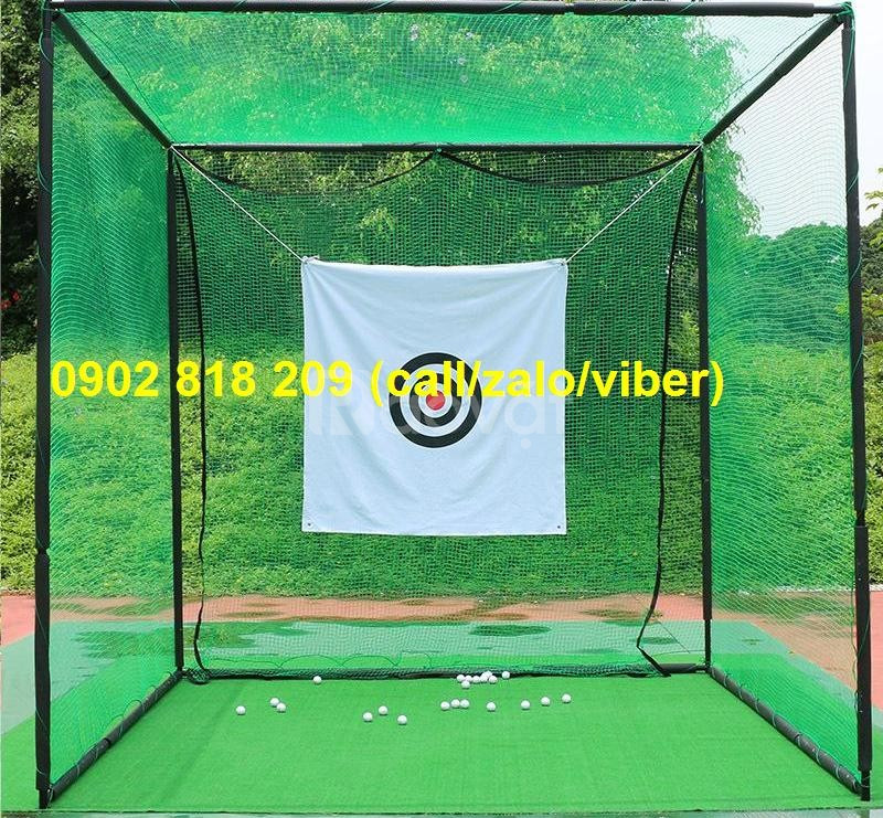 Bộ khung lưới chơi golf 3m, lều chơi golf 3m
