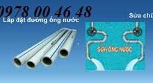 Sửa ống nước, sen vòi tại Định Công