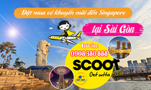 Bạn cần hỗ trợ vé máy bay khuyến mãi đi Singapore?
