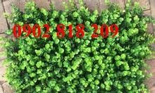 Cỏ nhân tạo trang trí tường, tấm cỏ treo tường