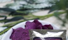 Khoai lang sấy giòn - đảm bảo chất lượng, hương vị thơm ngon