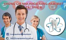 Học phí kỹ thuật viên nha khoa,đ iều dưỡng nha khoa năm 2018