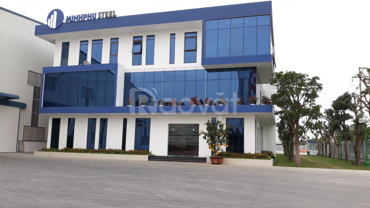 Kế toán sản xuất và kho làm tại Long Biên (Minh Phú Steel) (ảnh 3)