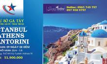 Tour nghỉ lễ 30/4 tại Thổ Nhĩ Kỳ - Hy Lạp