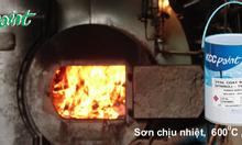 Sơn chịu nhiệt kcc 600 C-đen là gì?