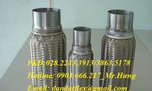 Bán ống nhôm nhún inox 304 - khớp nối mềm inox