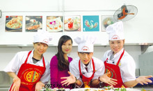 Dạy nấu ăn món Nhật Bản, dạy làm SuShi Nhật Bản tại Hà Nội