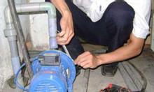 Chuyên lắp đặt máy bơm tại nhà quận 11