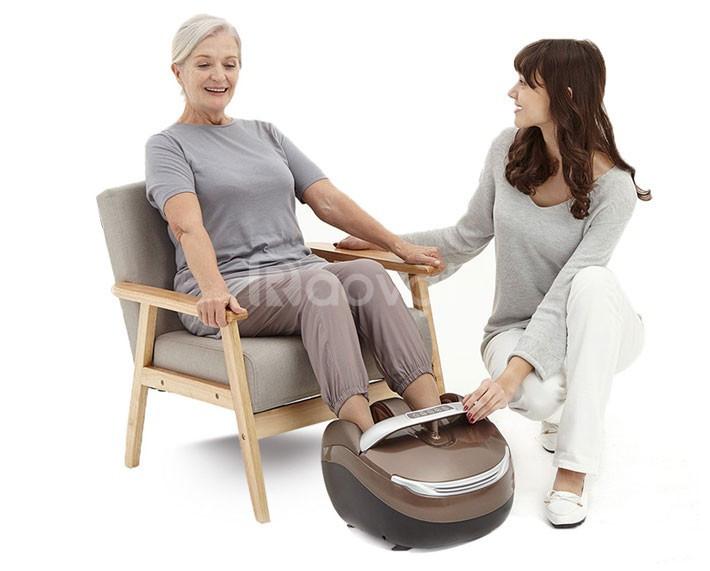 Máy massage chân giảm đau ngủ ngon