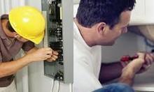 Tuyển thợ điện nước và thợ phụ