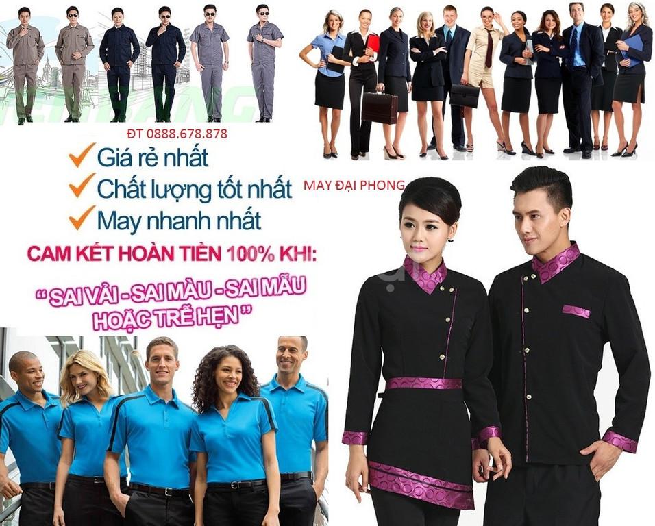 Cung cấp quần áo đồng phục và quà tặng