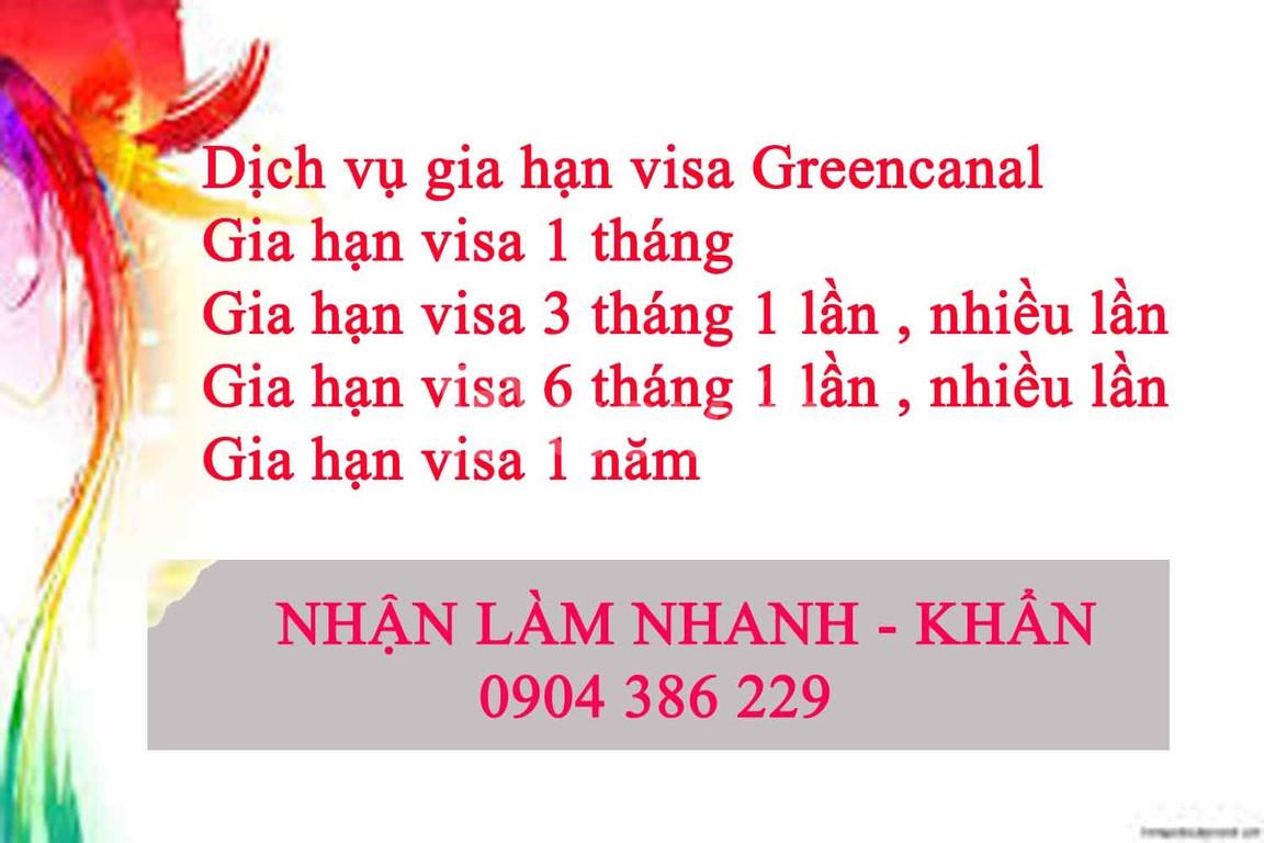 Gia hạn visa cho người nước ngoài ở tại Quảng Bình