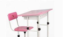 Bàn ghế học sinh BHS1305PU gỗ công nghiệp sơn phủ PU