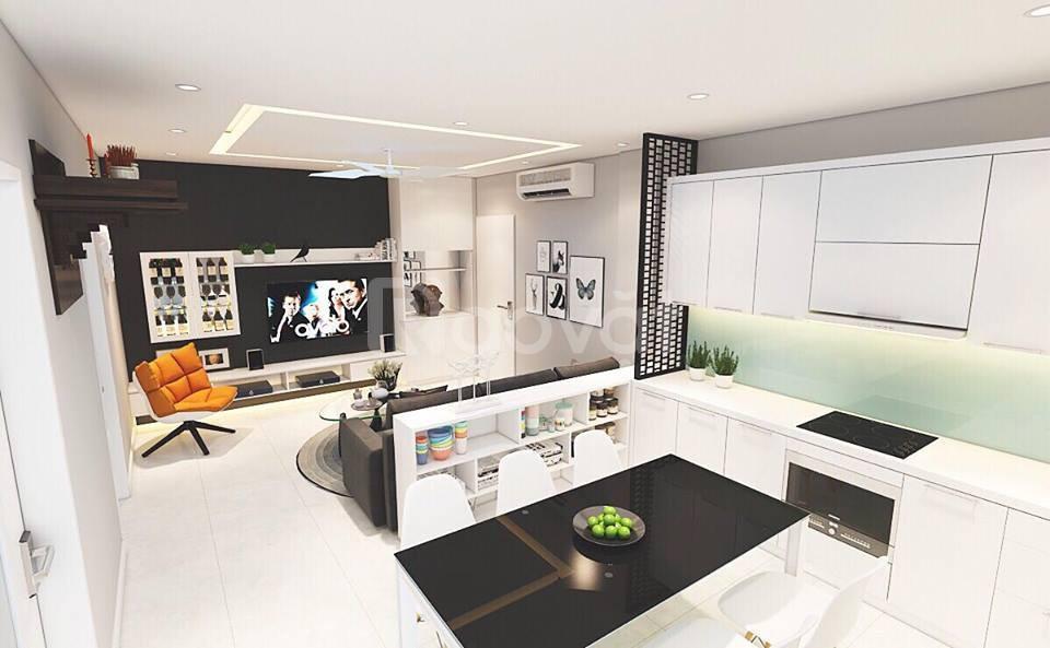 Nhận thiết kế, thi công, lắp đặt nội thất chung cư giá rẻ Hà Nội