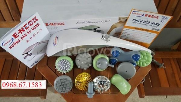 Máy massage cầm tay Nhật Bản Eneck T03 hàng chính hãng