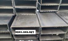 HCN nhập khẩu 50x150, thép hộp 50x150, 6m, 50x150x3, 50x150x4
