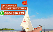 Gia hạn visa ở tại Cà Mau cho người nước ngoài đã quá hạn visa