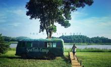 Sơn Tinh Camp và làng văn hóa Đồng Mô tour trải nghiệm thật vui vẻ