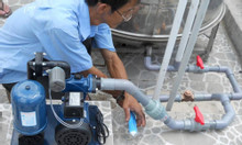 Sữa máy bơm giếng Nhật quận Phú Nhuận