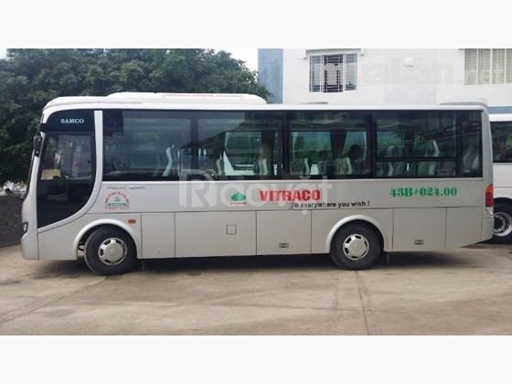 Cho thuê xe du lịch Đà Nẵng - Vitraco
