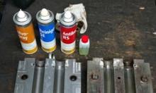Tẩy rỉ sét, tẩy cặn nhựa, tẩy rửa dầu mỡ cho khuôn ép nhựa