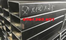 Hộp, hộp CN 50x100 Trung Quốc, thép hộp 50x100, 50x100x3, 50x100x5