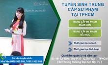 Tuyển sinh vb2 trung cấp sư phạm tiểu học tại TPHCM năm 2018