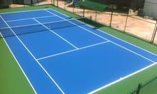 Bảng báo giá sơn sân tennis thế thao Terraco mới năm 2018