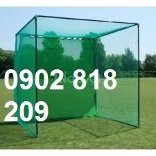 Nhà lưới chơi golf 3m, khung lều tập golf, lều chơi golf di động