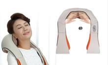 Đai mát xa xoa bóp giảm đau nhức vai gáy cổ Nhật Bản có hồng ngoại